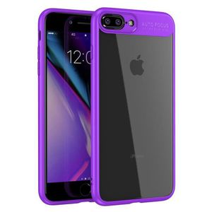 coque iphone 8 plus mauve