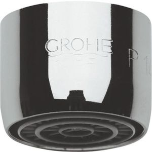 ROBINETTERIE SDB MOUSSEUR MALE 22X1 FEMELLE AERATEUR CLASSE A GROHE