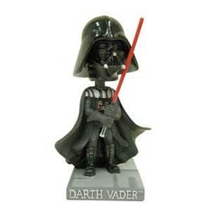 FIGURINE - PERSONNAGE Darth Vader Bobbing head