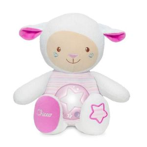 MOBILE CHICCO Peluche musicale Mouton Tendres mots doux -