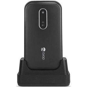 Téléphone portable TÉLÉPHONE MOBILE DORO 6620 NOIR BLANC