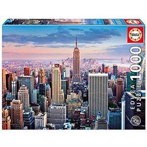 PUZZLE Educa - 14811 - Puzzle - 1000 New York HDR 14811