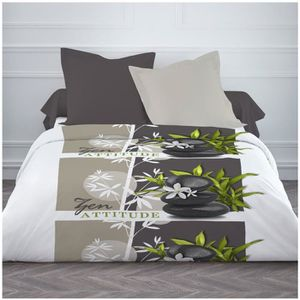 today couette imprimee 220x240 achat vente today couette imprimee 220x240 pas cher cdiscount. Black Bedroom Furniture Sets. Home Design Ideas
