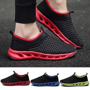 MOCASSIN Mesh Casual Chaussures confortables Sport Respiran