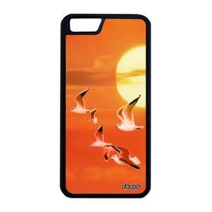 Coque iphone 6s plus oiseau