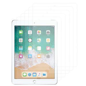 ACCESSOIRES SMARTPHONE Pour Apple iPad 9.7 (2018): Lot - Pack de 5x Films