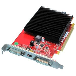 CARTE GRAPHIQUE INTERNE VisionTek 900530, Radeon HD5450, 0,512 Go, GDDR3,