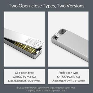 LECTEUR DE DISQUETTE ORICO M.2 Clé USB 3.1 Boîtier pour SSD M.2 Type C