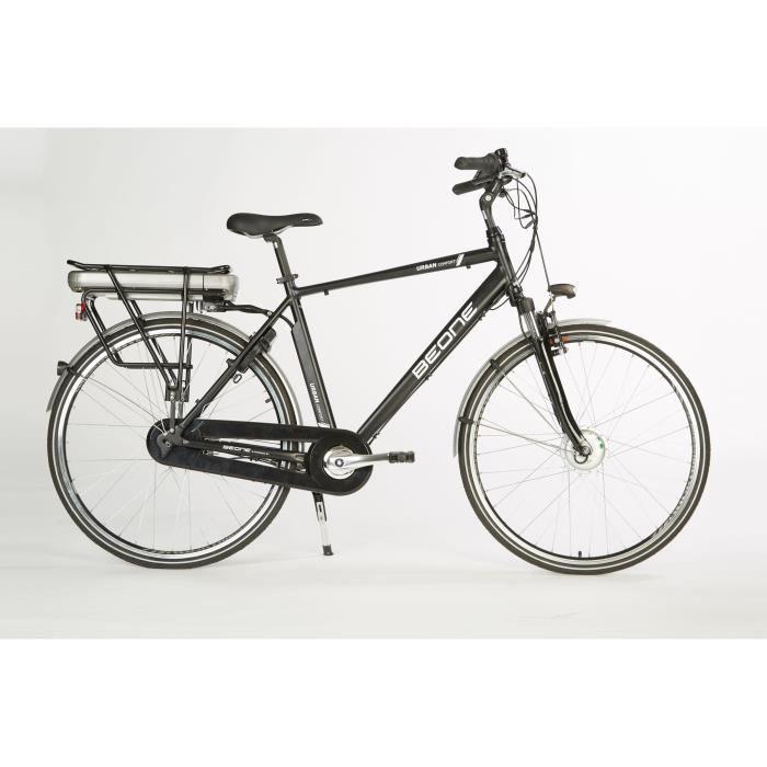 Vélo Be one - Assistance électrique - Roues 28- - MINERVA - Homme - Noir