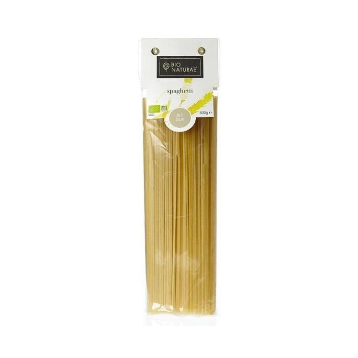 Pâtes blanches Spaghetti BIO 500gr