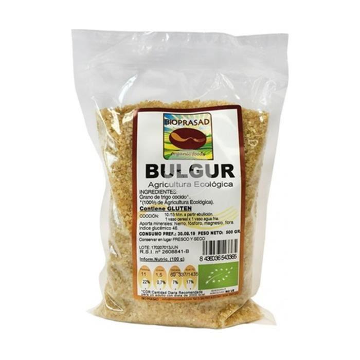 BIOPRASAD Bulgur Bio 500 g