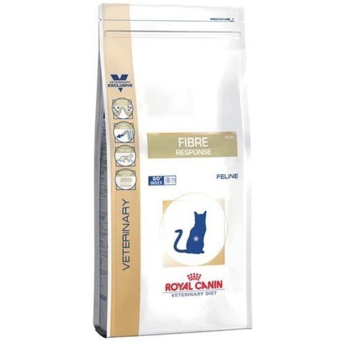 Nourriture pour chiens ROYAL CANIN Fibre Response Nourriture pour Chat 400 g 35869