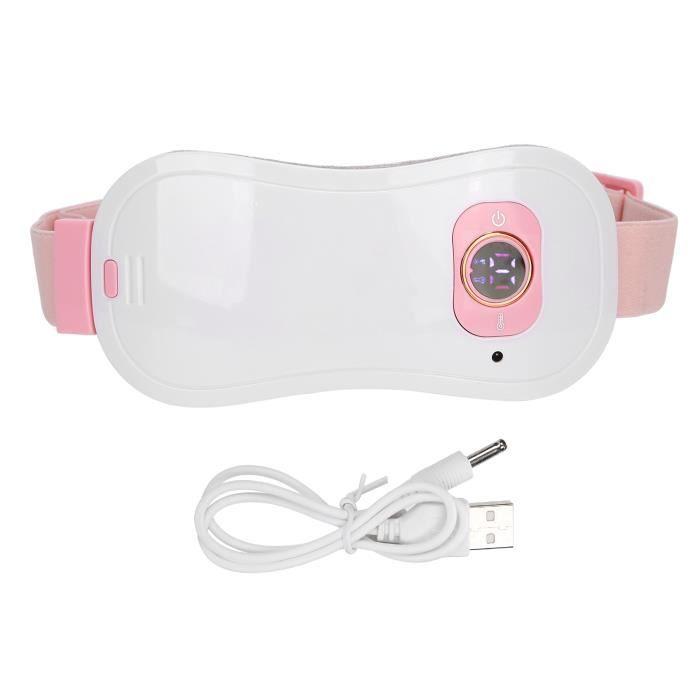 EBTOOLS ceinture chauffante d'utérus Ceinture de Massage de taille professionnelle soulagement de la douleur thérapie de chauffage