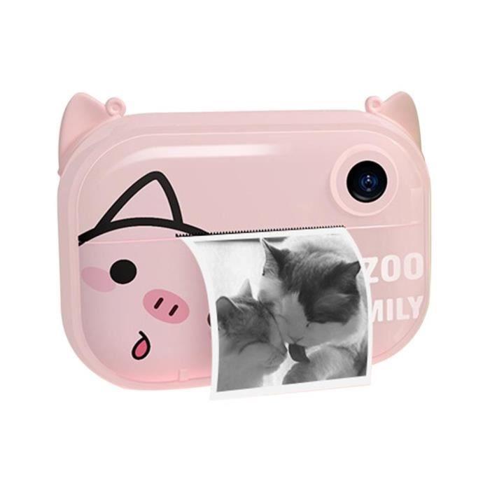 Appareil photo à impression instantanée pour enfants Zer o Appareil photo jouet à encre f138