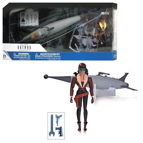 DC Collectibles Figurine du personnage animé Roxy Rocket de la série Batman
