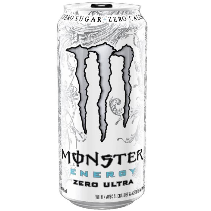 Monster Energy Ultra Zero-( 473 Ml X 12 Cans )