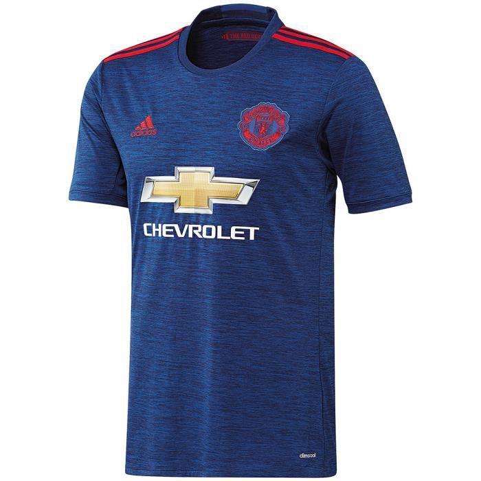 Maillot de Foot Adidas Manchester United Extérieur 2017