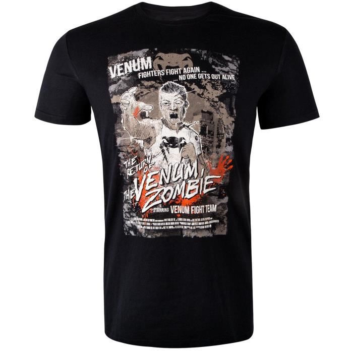 VENUM T-shirt Zombie Return - Homme - Noir