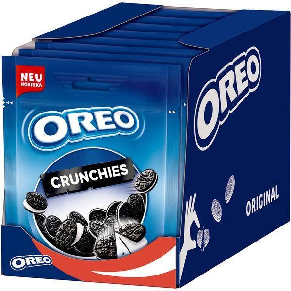 8x Oreo Crunchies Original 110g