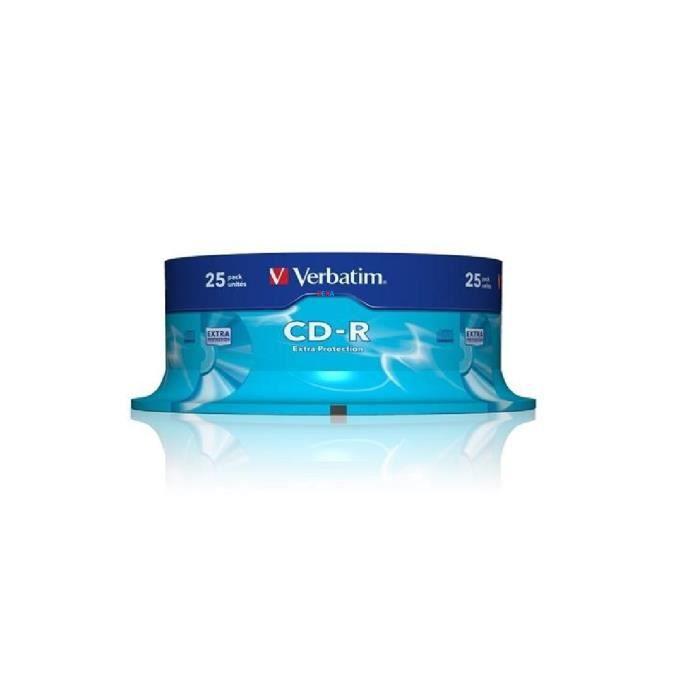 25 CD-R Verbatim