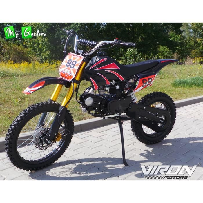 dirt pike 125cc pit bike moto cross enfant 125 achat vente moto dirt pike 125cc pit bike mo. Black Bedroom Furniture Sets. Home Design Ideas