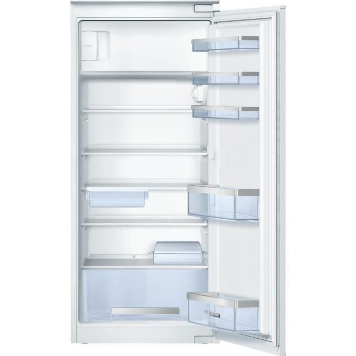 Photo de bosch-kil24x30-refrigerateur-encastrable-1-porte-avec-freezer-200-l-183-l