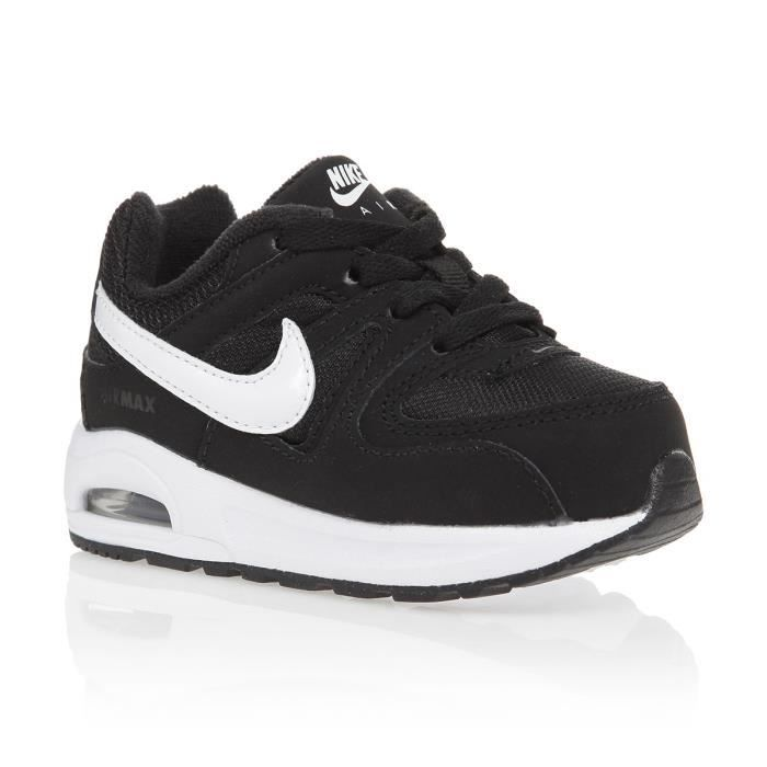 high quality cheapest cheapest price NIKE Baskets Air Max Command Flex - Bébé - Noir et Blanc Noir et ...