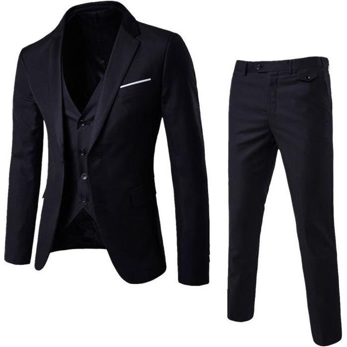 Costumes homme - Noir