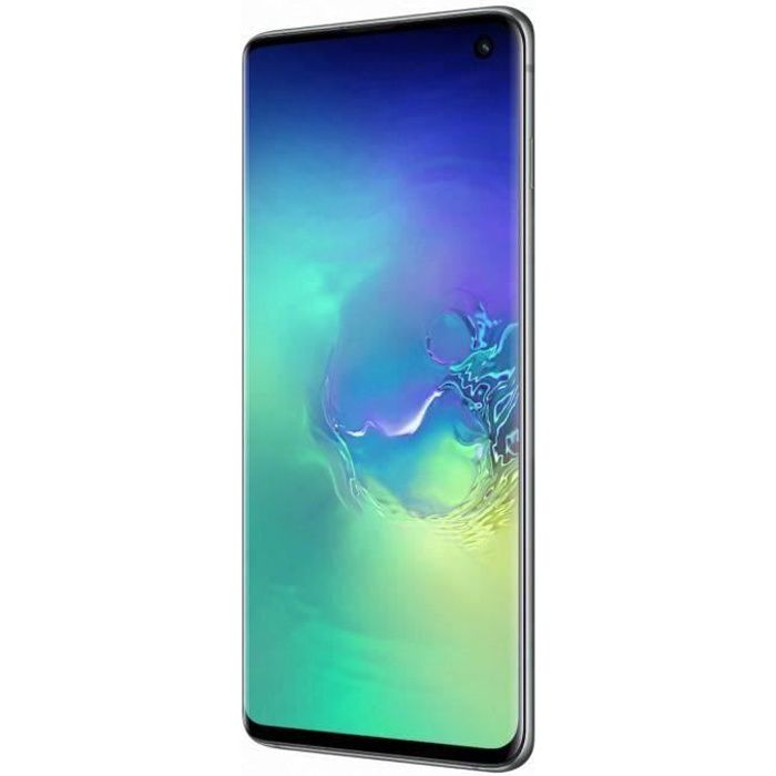 SMARTPHONE Samsung Galaxy S10 8Go/128Go Vert Double SIM G973