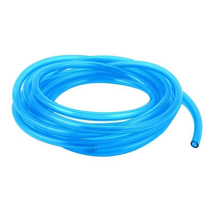 100 m Polyurethane Tube PU Pneumatique Tuyau 8mm*5mm en Cuir Bleu Tube Air Outils