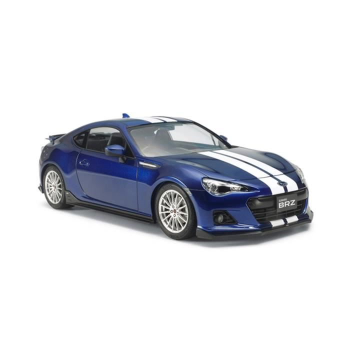 maquette voiture de sport subaru brz street custo achat vente voiture construire cdiscount. Black Bedroom Furniture Sets. Home Design Ideas