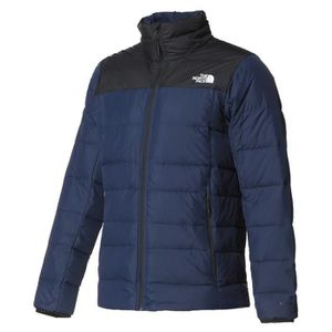 DOUDOUNE DE SPORT THE NORTH FACE Doudoune - Homme - Bleu Marine