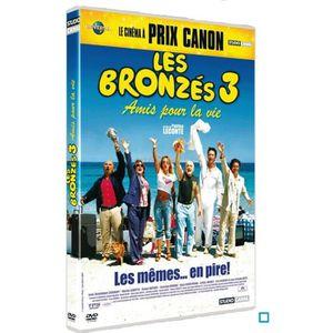DVD FILM DVD Les bronzés 3 : amis pour la vie