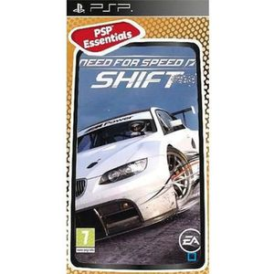 JEU PSP NEED FOR SPEED SHIFT Essentials / Jeu console PSP