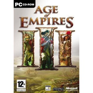 JEU PC AGE OF EMPIRES 3