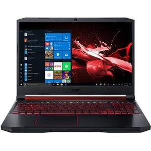 Vente PC Portable ACER Laptop Nitro 5 AN515-54-59TP - Core i5 9300H / 2.4 GHz - 8 Go RAM - 128 Go SSD + 1 To HDD - GTX 1650 pas cher