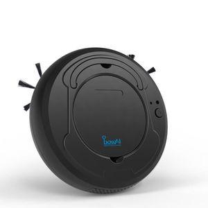 ASPIRATEUR ROBOT Aspirateur Robot Laveur - 65dB Faible Bruit - 100