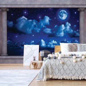 AFFICHE - POSTER Poster Mural Divers  Ciel et nuagesP8 - 368cm x 25