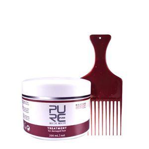 MASQUE SOIN CAPILLAIRE Natural Hair Care Produits pour la réparation prof