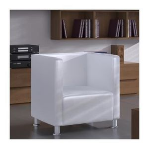 fauteuil club cuir achat vente fauteuil club cuir pas cher cdiscount. Black Bedroom Furniture Sets. Home Design Ideas