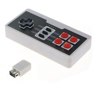 JOYSTICK JEUX VIDÉO Contrôleur sans fil Gamepad Compatible pour consol