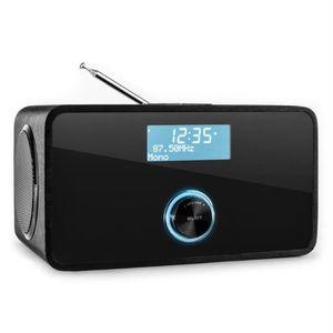 RADIO CD CASSETTE auna DABStep - Radio numérique avec tuner DAB/DAB+
