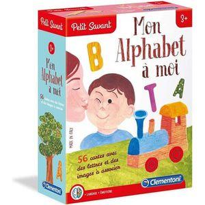 JEU D'APPRENTISSAGE CLEMENTONI Petit Savant - Mon alphabet à moi - 3 a