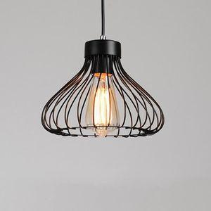 LUSTRE ET SUSPENSION EXBON E27 Lampe de Plafond Lustre Suspension Lumin