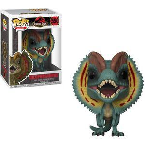 FIGURINE - PERSONNAGE Figurine Funko Pop! Jurassic Park: Dilophosaurus