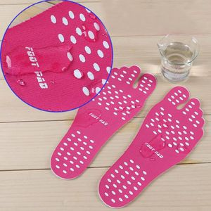 Tinksky Pied soins anti-d/érapant anti-abrasion Silicone Gel chaussures Stickers tampons