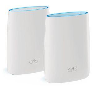MODEM - ROUTEUR ORBI Système WiFi MultiRoom - RBK50-100PES  Tri-Ba
