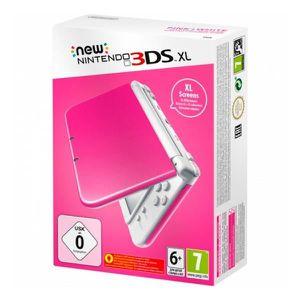 CONSOLE NEW 3DS XL Nintendo New 3DS XL Nintendo 221845 WIFI Rose