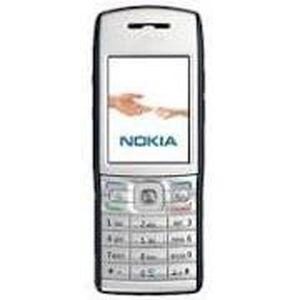 Téléphone portable NOKIA E50 GRIS DEBLOQUE DESTOCKAGE