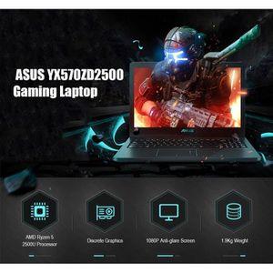 ORDINATEUR PORTABLE PC Portable Ordinateur portable - ASUS YX570ZD2500